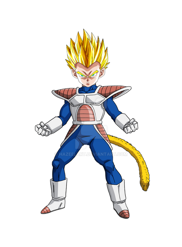 Tarble Super Saiyan by HazeelArt on DeviantArt