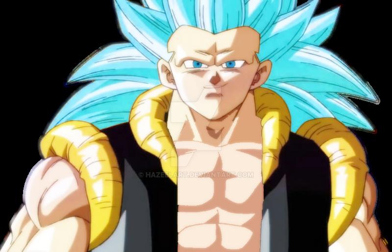 Gogeta Super Saiyan God Super Saiyan 3 by HazeelArt on ...