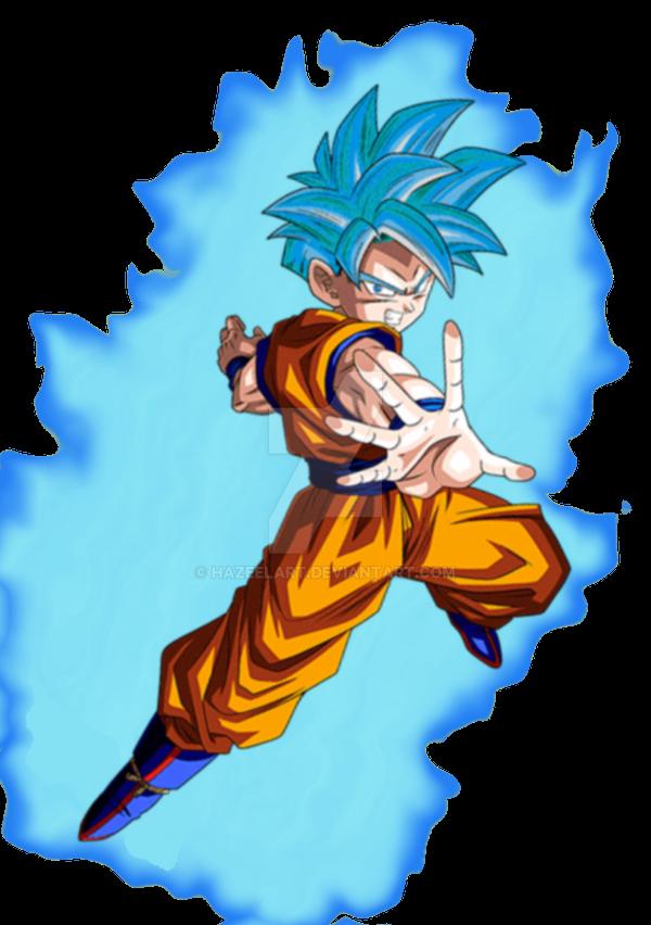Dragon Ball Z Super Saiyan God Gohan   www.imgkid.com ...
