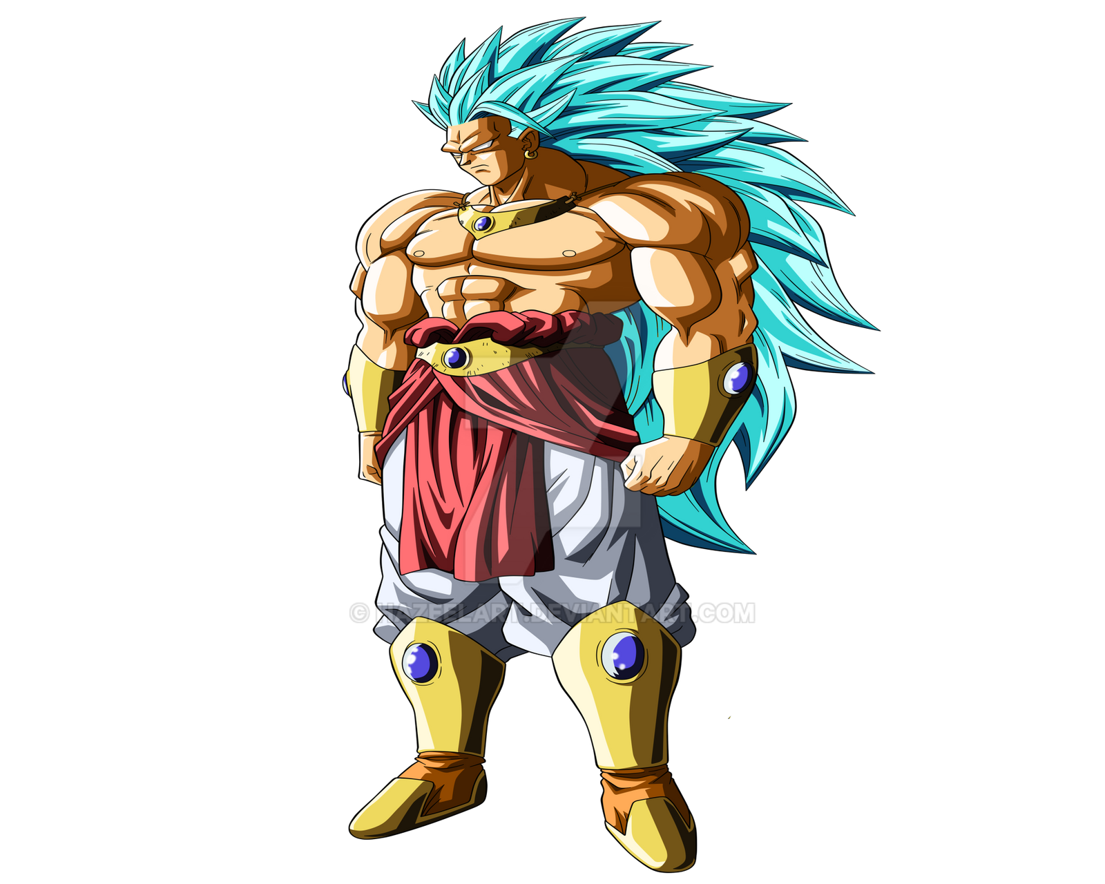 Amazoncom Dragon Ball Z Broly Triple Feature Broly