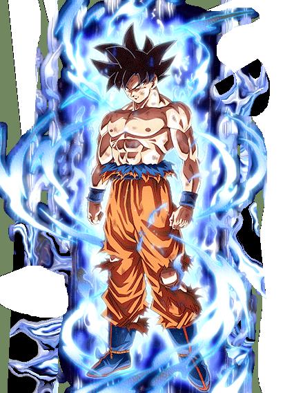 Ultra instinct goku by hazeelart on deviantart - Goku ultra instinct sketch ...