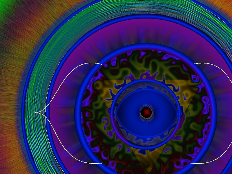 third eye chakra wallpaper - photo #31