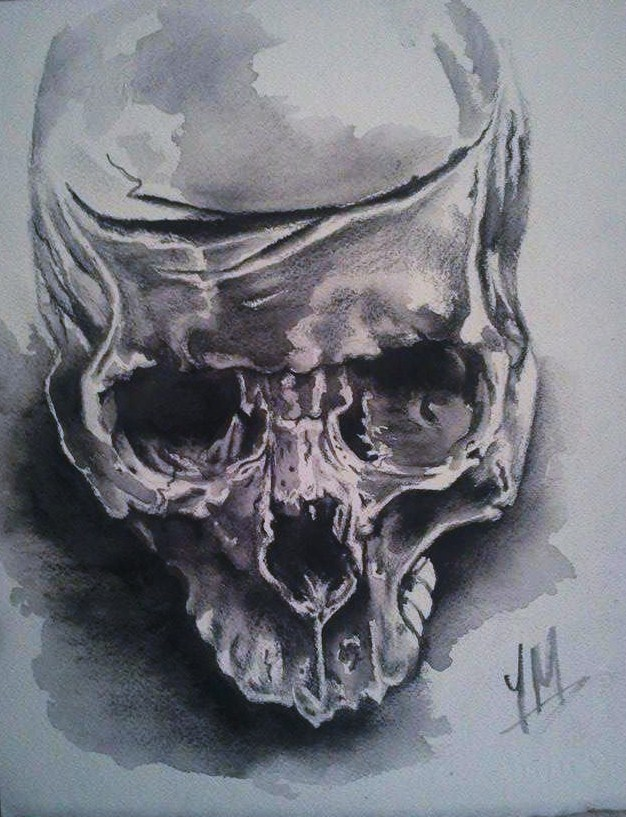 Skull by yessica83