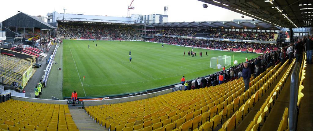 Watford FC By 2Lazy2Login On DeviantArt