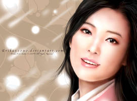 Song Hye Kyo by ARRIAthelion