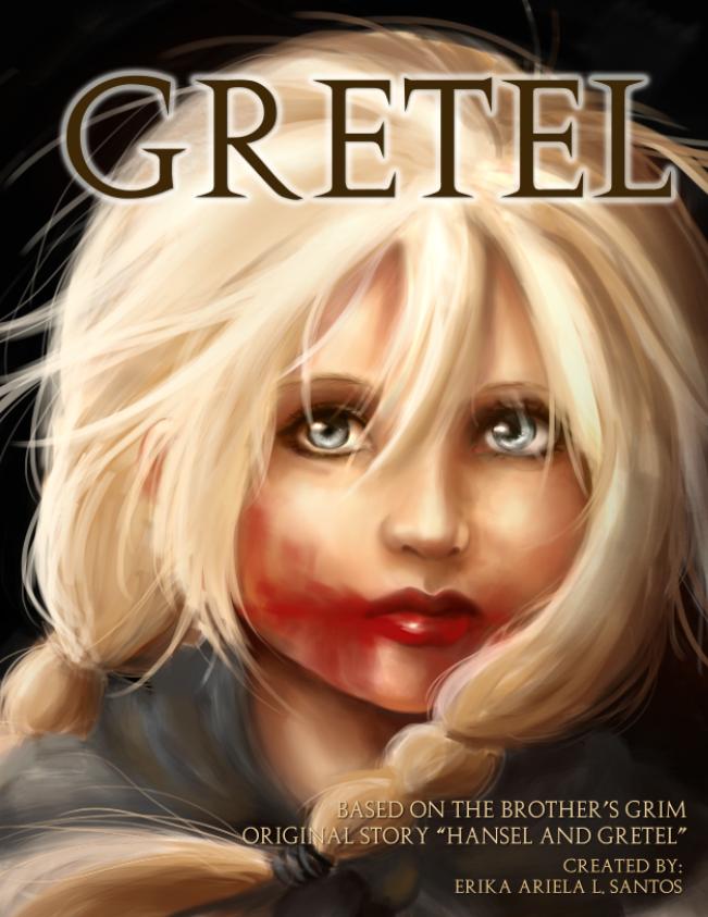 Gretel by ARRIAthelion