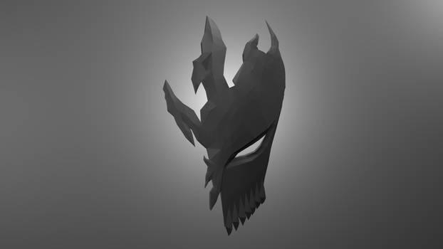 Ichigo's Half Hollow Mask