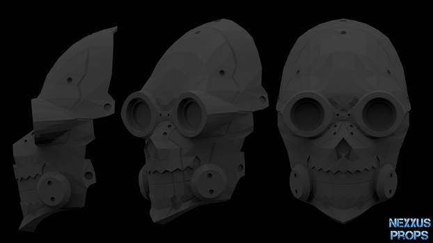 DeathGun Mask.