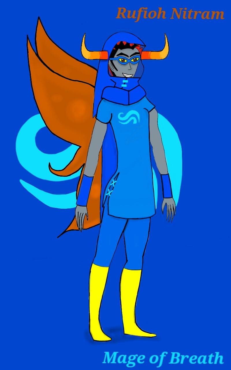 Rufioh Nitram God Tier