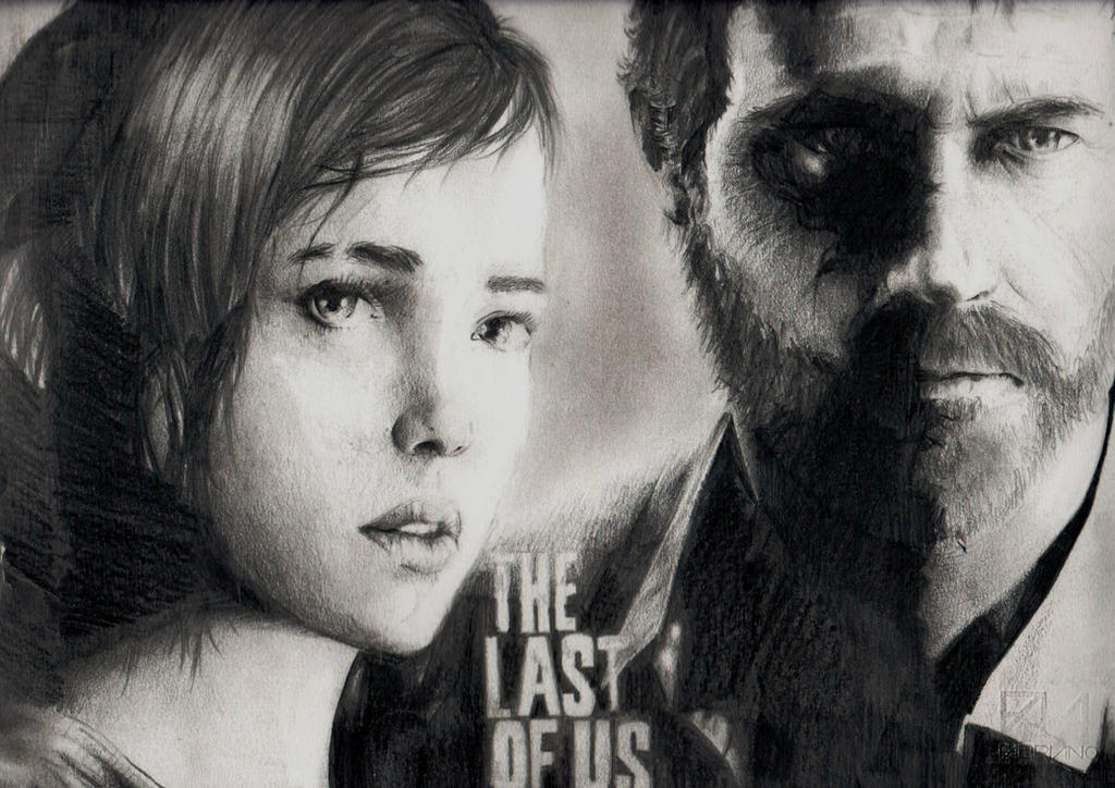 the last of us chiaroscuro by sarty96