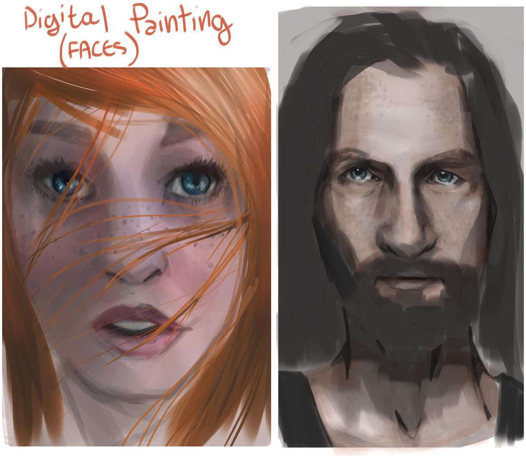 Digital painting exercise by sarty96