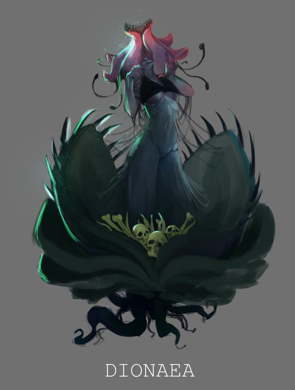 DIONAEA by sarty96