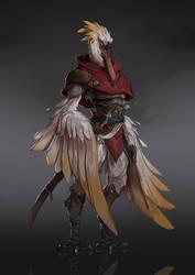 Birb Warrior