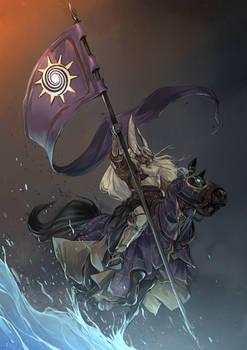 Sun Knight-Private commission