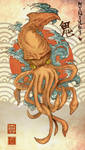 Mixed Squid by Ghost-Hinimoto