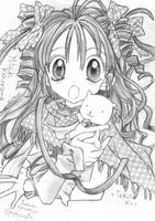 Mitsuki and neko Takuto by otakulu