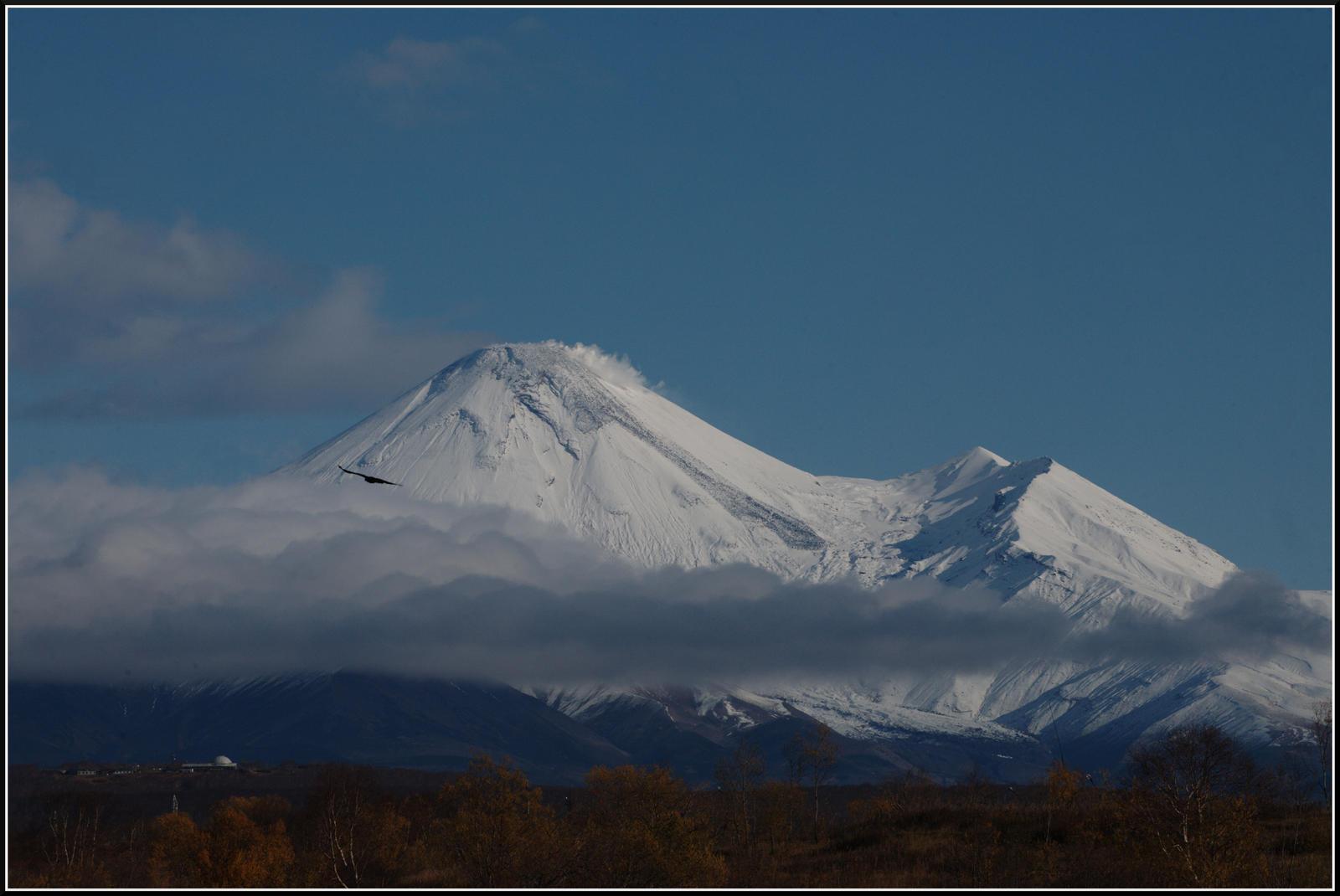 Avacha Volcano by NikolaiMalykh