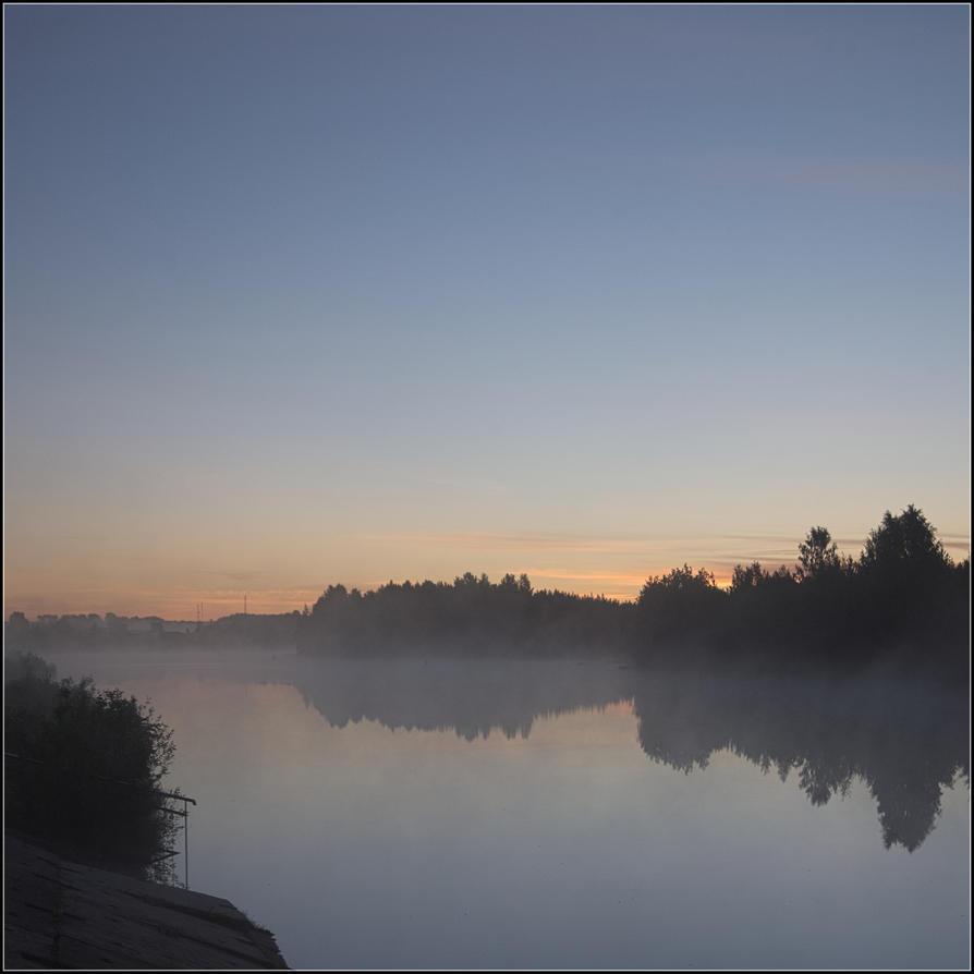 Dawn by NikolaiMalykh