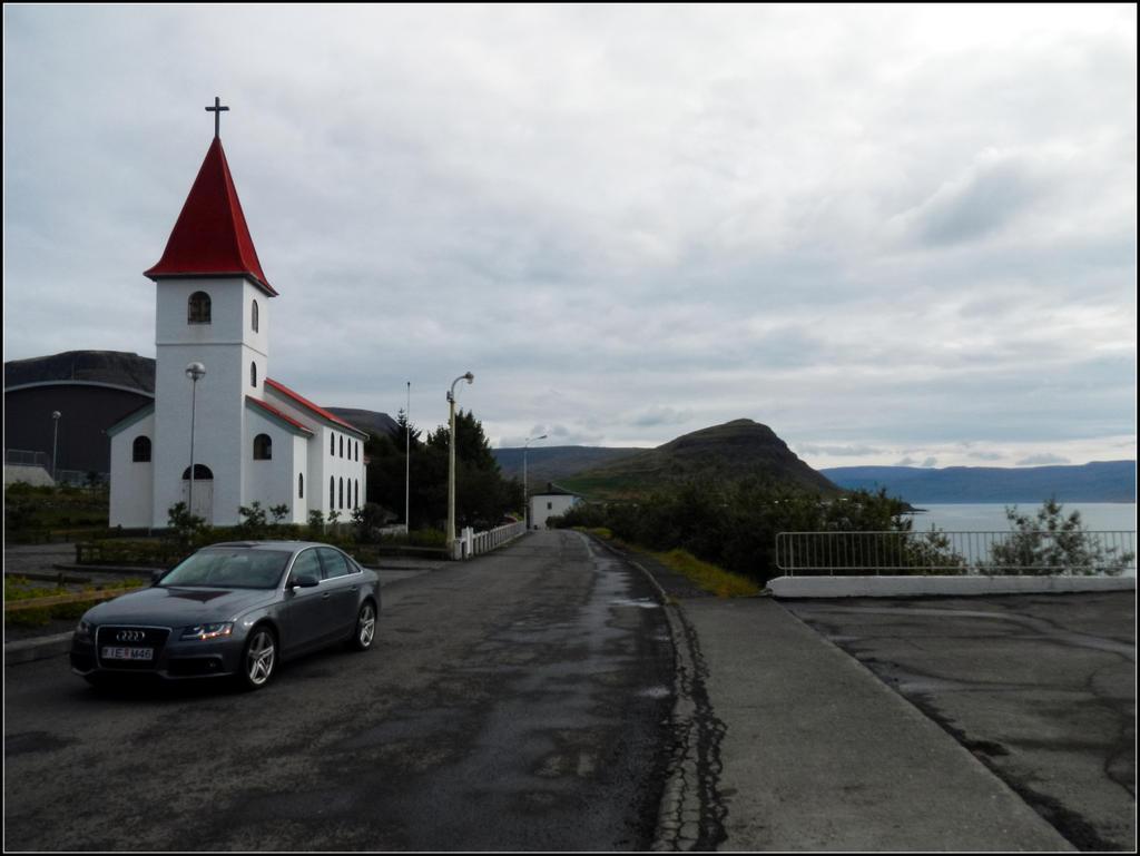 Patreksfjordur by NikolaiMalykh