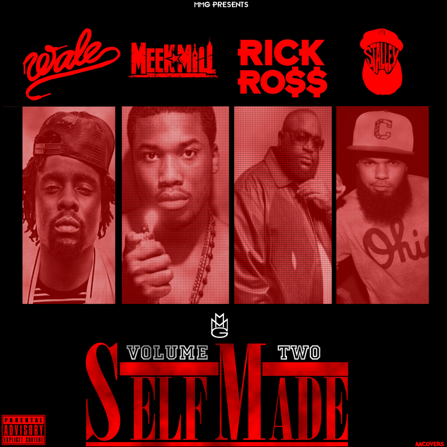 Mmg Self Made Vol 2 By Aacovers On Deviantart