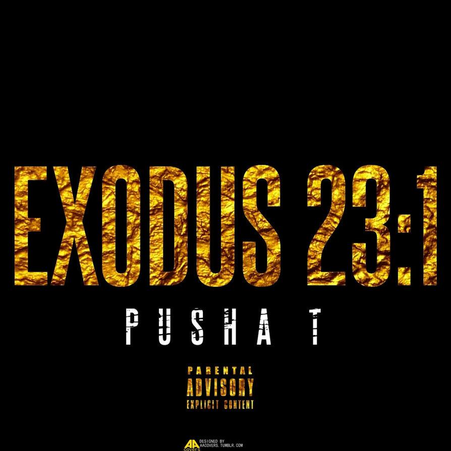 Image result for exodus pusha t