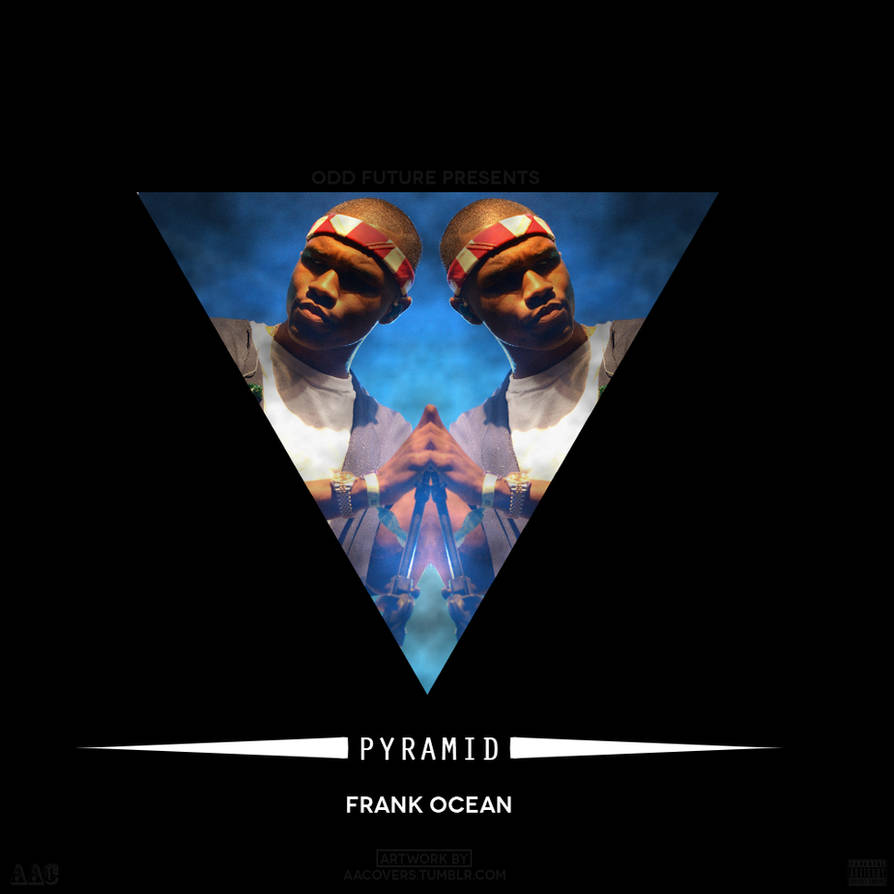 Frank Ocean - Pyramid by AACovers on DeviantArt