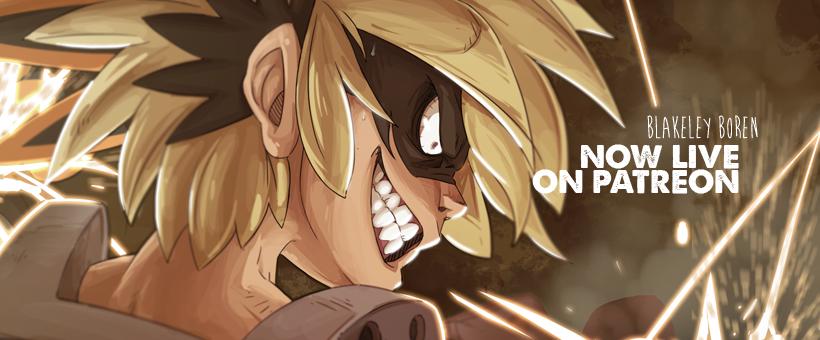 Patreon FB Announcement Banner by blakeleyborensart