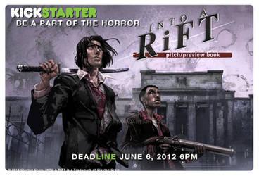 INTO a RiFT Concept Art for Kickstarter