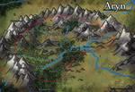 Aryn Landmarks by SpookyWonders