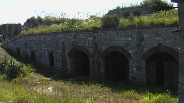 Abandoned Military Base 22 by Tassadarh