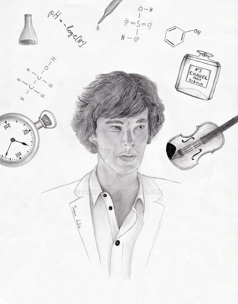 Sherlock by IvanaKC