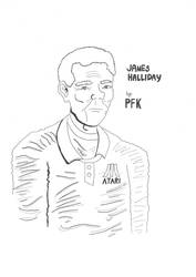 James Halliday - Ready player one