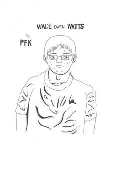 Wade Watts - Ready Player One