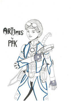 Art3mis - Ready Player One