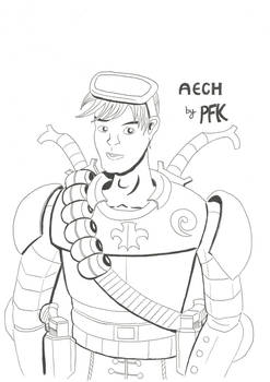 Aech - Ready Player One