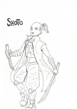 Shoto - Ready Player One