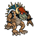 ML:BIS styled Giga Bowser by TheWalshinator