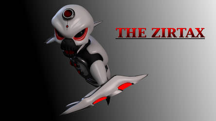 The Zirtax by TheWalshinator