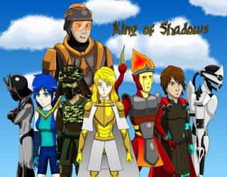 King of Shadows Promo - Aryn's Team by TheWalshinator