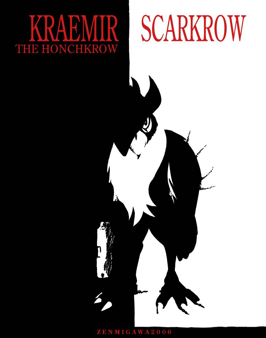 oC: Scarkrow by zenmigawa