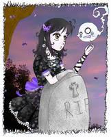 Miss Grave by MustardFreak