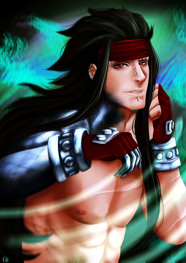 Gajeel Redfox by PUUY