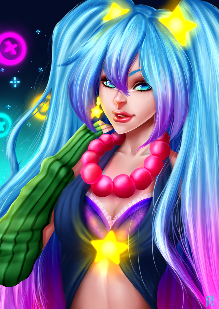 Sona Arcade by PUUY