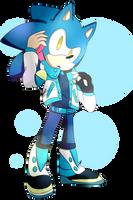 Aob- I mean Sonic by Star-FireDragon