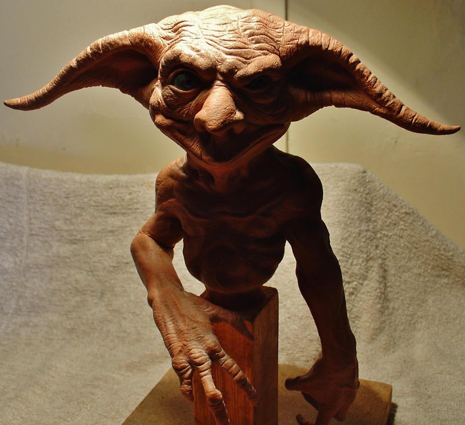 Chavant Goblin 5 by JonnyGore