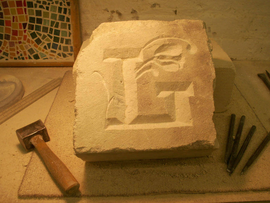 Carved Stone Glass : Stone carving the third by id rather chew glass on deviantart