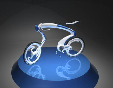 DT Racing Futuristic Bike