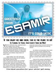 PS2 - Esamir Vacation Flyer 001