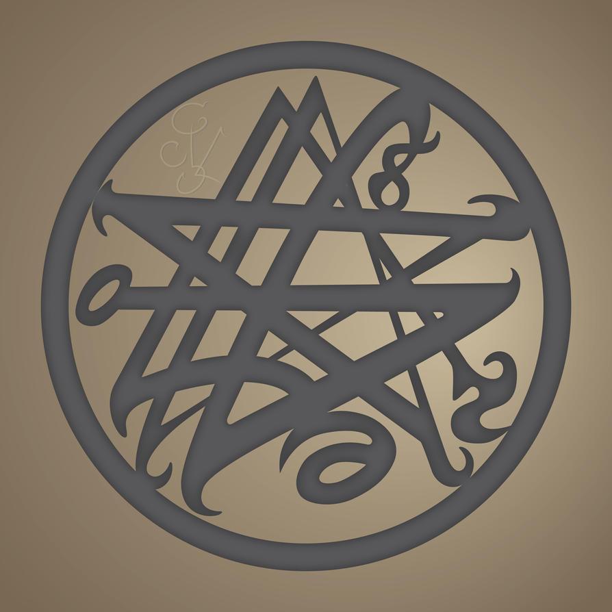 necronomicon symbol meaning wwwpixsharkcom images