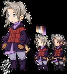 Final Fantasy III Luneth